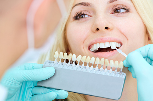Dental Porcelain Crowns in Irvine